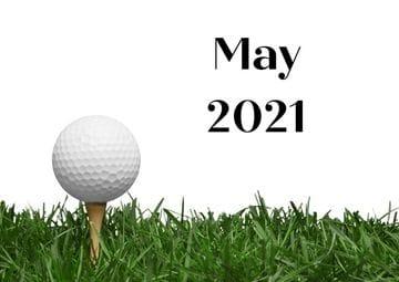 Moree Golf Cub: Golfing Events - May 2021