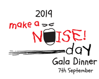 2019 Make A Noise Day Gala Fundraising Dinner