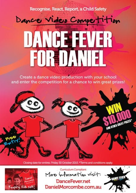 Dance Fever for Daniel