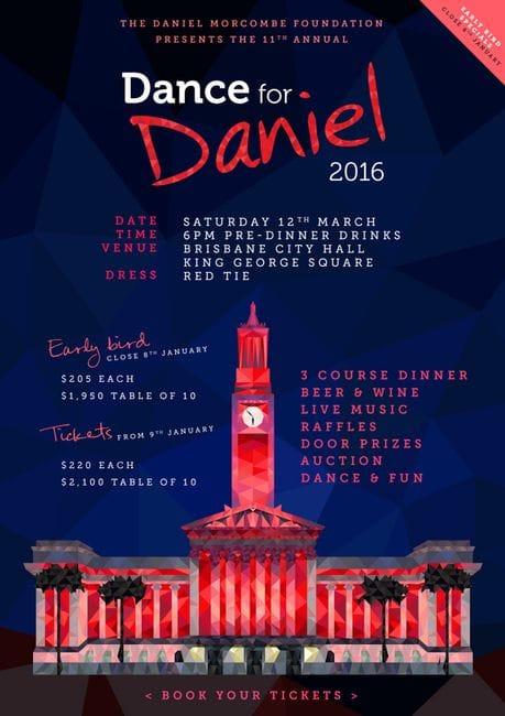 Dance for Daniel 2016