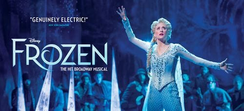 Frozen the Musical - Central Coast Pick-ups