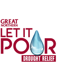 Let it Pour - Support for the Farmers with thanks from Great Northern Brewing Co.