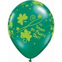 St Patrick's Day Assorted Balloons 50