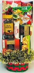 Christmas Basket $55