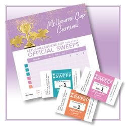 Melbourne Cup Sweep Tickets