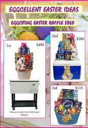 Eggciting Easter Raffle