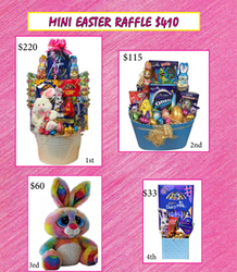 Mini Easter Raffle
