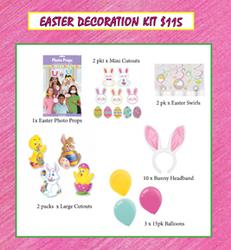 Easter Decoration Kit