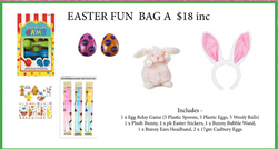 Kids Club Easter Bag A