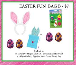 Kids Club Easter Bag B