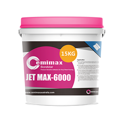 JET MAX-6000 Vinyl Plank Flooring