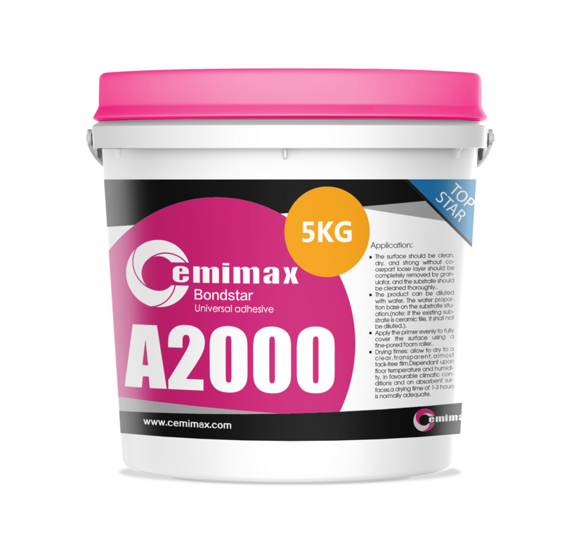 A2000 Wall Coverings Adhesive