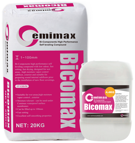 BICOMAX High Performance Self Levelling Compound