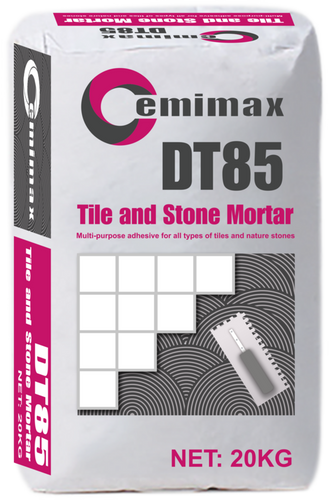 DT85 Tile and Stone Mortar