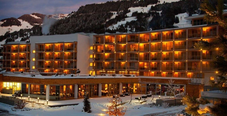 Kempinski Hotel Das Tirol Jochberg Kitzbuhel