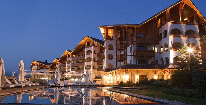 Kempinski Hotel Grand Arena Bansko Bulgaria