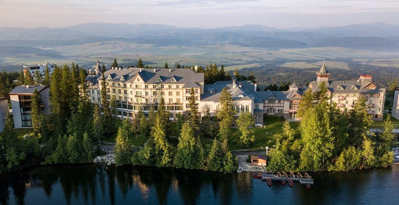 Grand Hotel Kempinski High Tatras Slovakia