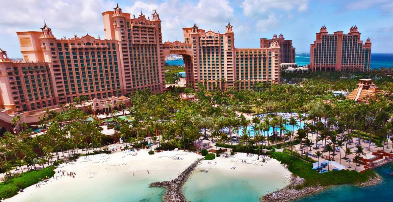 Atlantis, Paradise Island