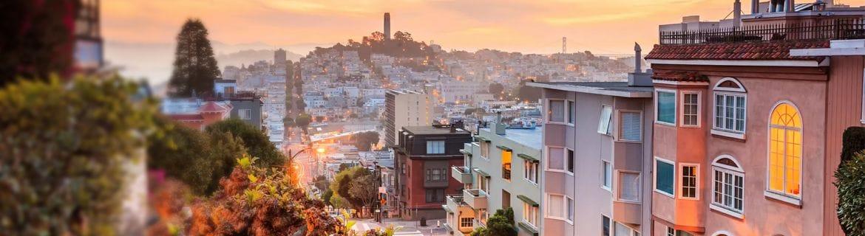 Destination: San Francisco