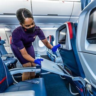 Delta Air Lines COVID-19 Protocols and Updates