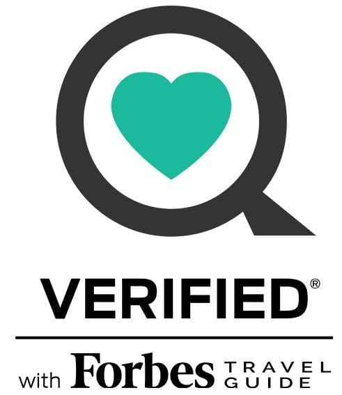 Sharecard VERIFIED with Forbes Travel Guide