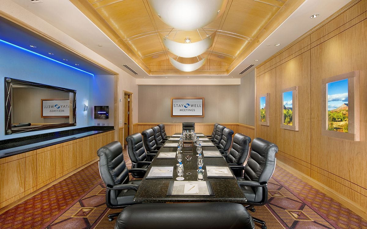 MGM Stay Well Meeting Room