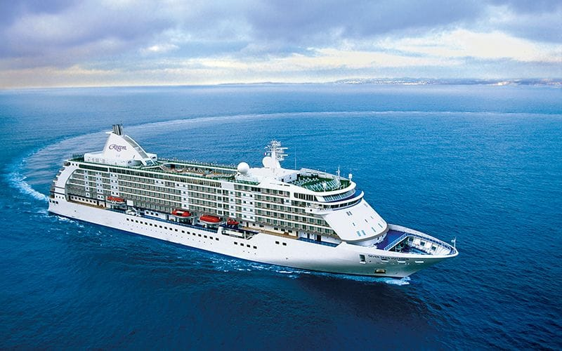voyager, regent seven seas cruises