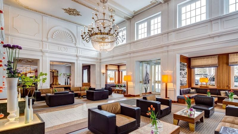 Thumbnail Grand Hotel des Bains Kempinski St Moritz