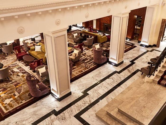 Thumbnail Grand Hotel Kempinski Riga