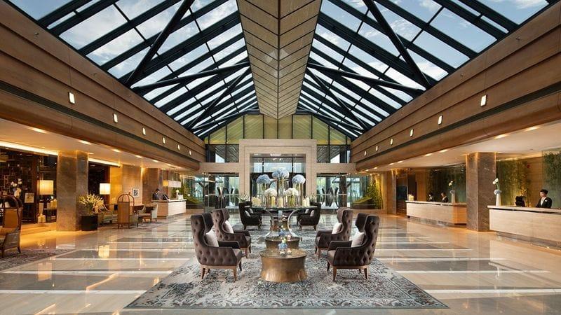 Thumbnail Kempinski Hotel Beijing Lufthansa Center