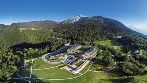 Kempinski Hotel Berchtesgaden Bavarian Alps