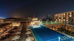 Kempinski Hotel Gold Coast City Accra
