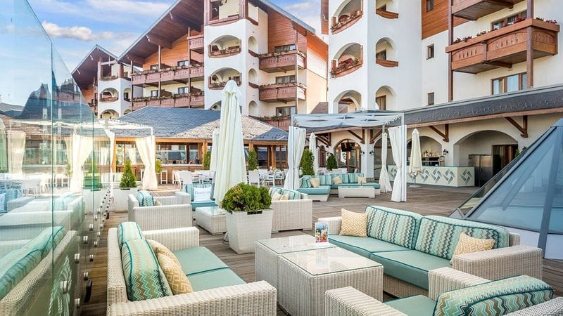 Thumbnail Kempinski Hotel Grand Arena Bansko Bulgaria