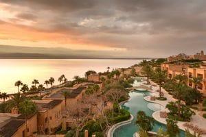 Kempinski Hotel Ishtar Dead Sea Jordan