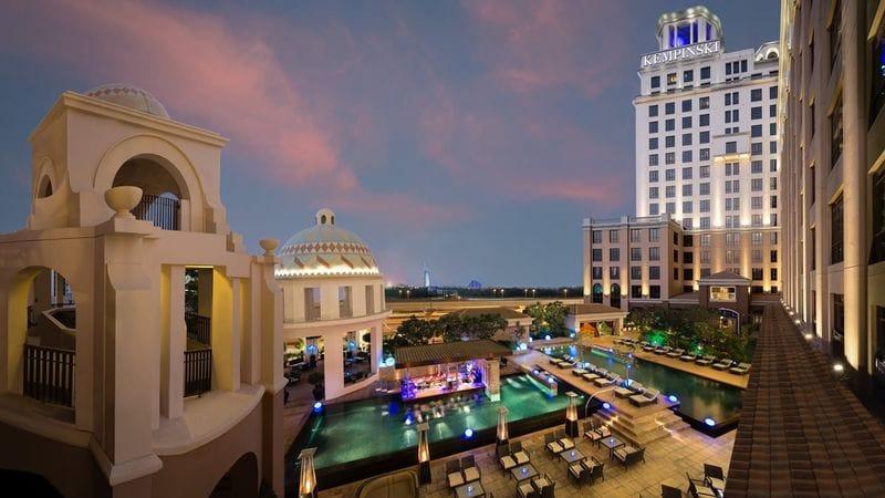 Thumbnail Kempinski Hotel Mall of the Emirates