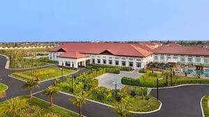 Kempinski Hotel Nay Pyi Taw Myanmar