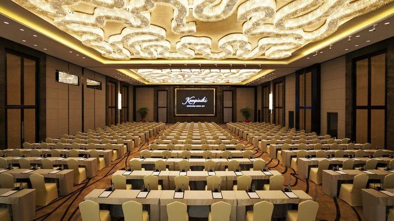 Thumbnail Kempinski Hotel Taiyuan