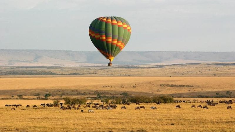 Olare Mara Kempinski Masai Mara