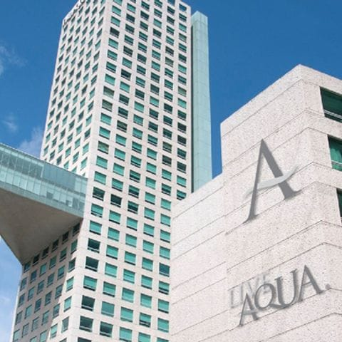 Live Aqua Urban Resort Mexico City