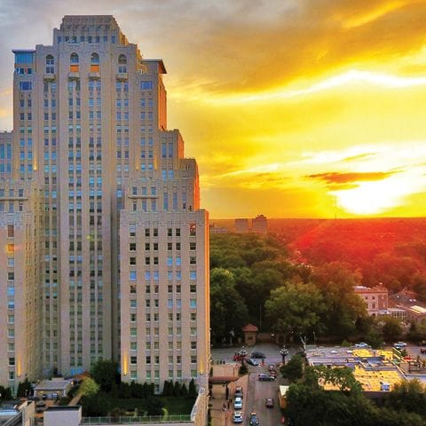 The Chase Park Plaza A Royal Sonesta St. Louis