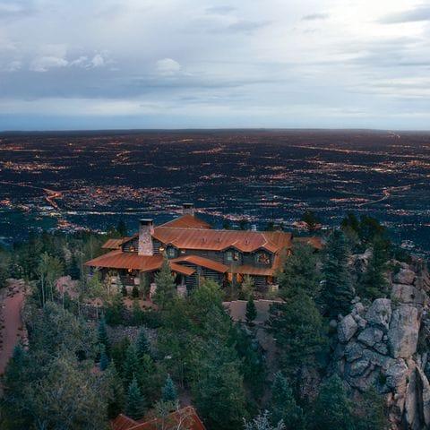 The Broadmoor Wilderness Experience