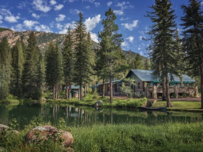 Thumbnail The Broadmoor Wilderness Experience