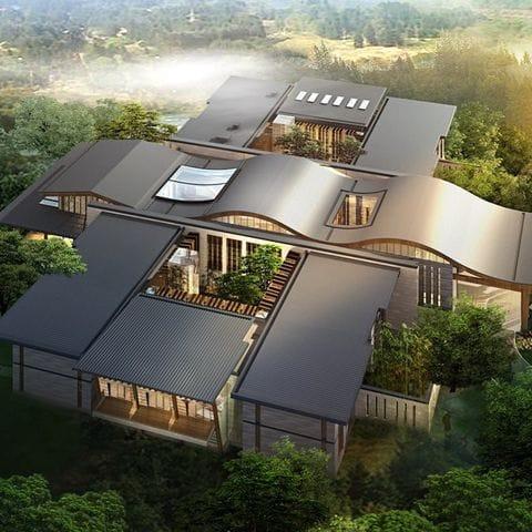 Beijing Yanqi Island Pavilion, managed by Kempinski