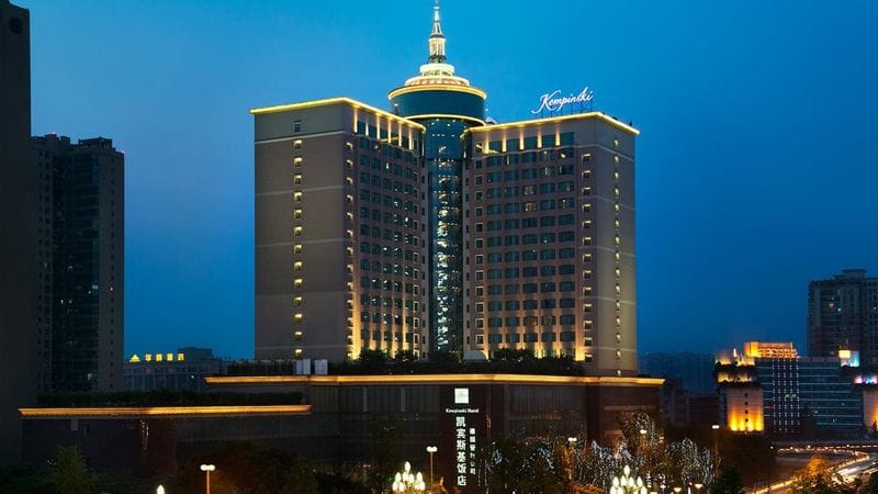 Kempinski Hotel Chengdu