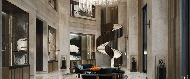 Thumbnail Kempinski Hotel Jinan