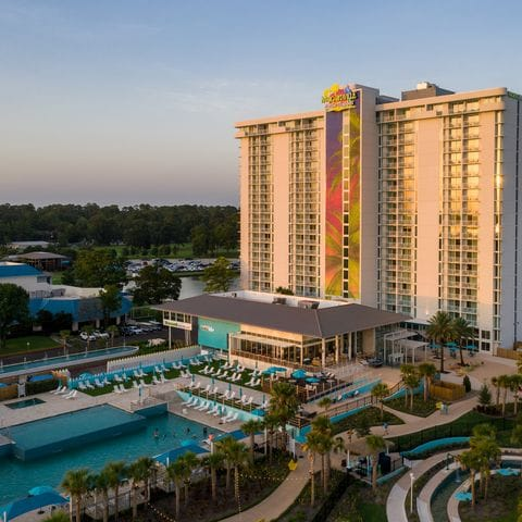 Margaritaville Lake Resort, Lake Conroe