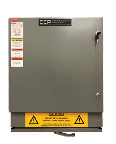 E700-E701 Load Bank and Generator Connection Boxes