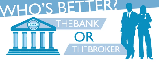 3 Awesome Reasons To Use A Mortgage Broker And Not The Bank