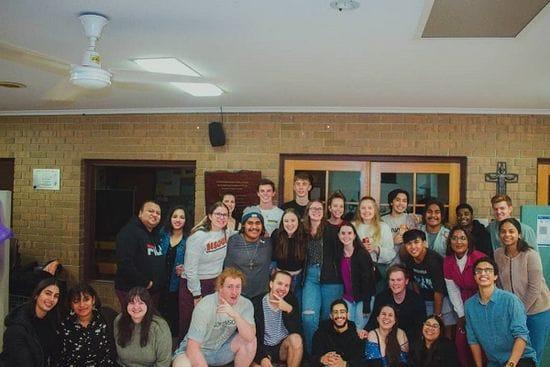 Saint Luke's Evangelists Youth Launch Night