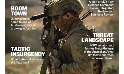 Defence Connect interview of APV for their 2021 Special Edition